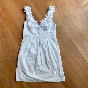 "BCBGMaxazria White ""Kerry"" Cocktail Dress"